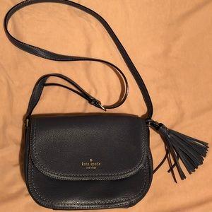 Kate Spade bag with tassel